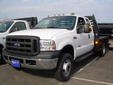 2007 Ford F350 Super Duty SuperCab Chassis Commercial Data, Info and Specs
