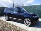 2016 Loire Blue Metallic Land Rover Range Rover HSE #111523414