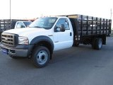 2007 Ford F350 Super Duty Regular Cab Chassis Stake Truck Data, Info and Specs