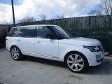 2016 Fuji White Land Rover Range Rover Supercharged #111523413