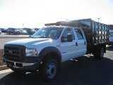 2007 Ford F350 Super Duty Crew Cab Chassis 4x4 Dump Truck Data, Info and Specs