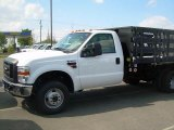 2008 Ford F350 Super Duty XL Chassis Stake Truck Data, Info and Specs