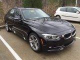 2016 Black Sapphire Metallic BMW 3 Series 330e Sedan #111523369