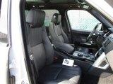 2016 Land Rover Range Rover HSE Ebony/Ebony Interior