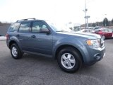 2010 Steel Blue Metallic Ford Escape XLS 4WD #111523218