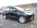 2016 Shadow Black Ford Escape S #111523215