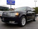 2010 Tuxedo Black Ford Flex SEL #111523096
