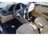 Hyundai Accent Interiors