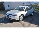 2005 Chevrolet Malibu LS V6 Sedan Data, Info and Specs