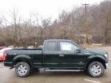 2016 Green Gem Ford F150 XLT SuperCab 4x4 #111544090