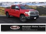 2016 Barcelona Red Metallic Toyota Tundra SR5 CrewMax 4x4 #111543993