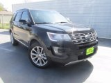 2016 Shadow Black Ford Explorer Limited 4WD #111544201