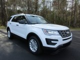 2016 Oxford White Ford Explorer FWD #111544244