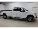 2016 Oxford White Ford F150 XLT SuperCab 4x4 #111543881