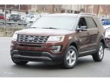 2016 Bronze Fire Metallic Ford Explorer XLT 4WD #111544138