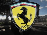 Ferrari California 2009 Badges and Logos