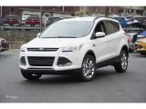 2016 White Platinum Metallic Ford Escape SE 4WD #111544134