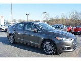 2015 Magnetic Metallic Ford Fusion Titanium #111567497