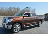 2016 Toyota Tundra 1794 CrewMax Front 3/4 View