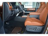 2016 Toyota Tundra 1794 CrewMax Front Seat
