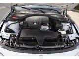 2015 BMW 3 Series Engines