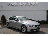 2013 Glacier Silver Metallic BMW 3 Series 328i xDrive Sedan #111567351