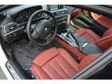 2014 BMW 6 Series Interiors
