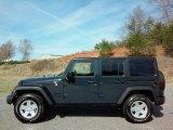 2016 Rhino Jeep Wrangler Unlimited Sport 4x4 #111567305