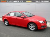 2016 Red Hot Chevrolet Cruze Limited LT #111567340
