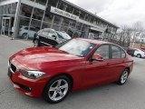 2013 Melbourne Red Metallic BMW 3 Series 328i xDrive Sedan #111567502