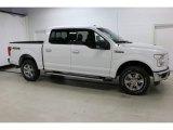 2016 Oxford White Ford F150 XLT SuperCrew 4x4 #111567187