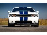 2011 Bright White Dodge Challenger SRT8 392 #111597935