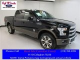 2016 Shadow Black Ford F150 King Ranch SuperCrew 4x4 #111597540