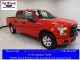 2016 Race Red Ford F150 XL SuperCrew #111597536