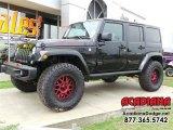 2016 Black Jeep Wrangler Unlimited Rubicon Hard Rock 4x4 #111597660