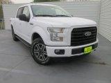 2016 Oxford White Ford F150 XLT SuperCrew 4x4 #111597742