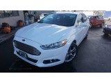 2013 Oxford White Ford Fusion Titanium #111597736