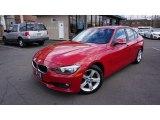 2014 Melbourne Red Metallic BMW 3 Series 328i xDrive Sedan #111631824