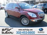 2009 Dark Crimson Metallic Buick Enclave CXL AWD #111631874