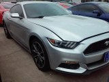 2016 Ingot Silver Metallic Ford Mustang EcoBoost Coupe #111631671