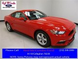 2016 Race Red Ford Mustang V6 Coupe #111631665
