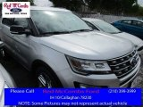 2016 Ingot Silver Metallic Ford Explorer XLT #111631662