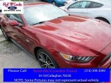 2016 Ruby Red Metallic Ford Mustang GT Coupe #111631661
