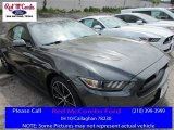 2016 Magnetic Metallic Ford Mustang GT Coupe #111631655