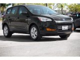 2013 Tuxedo Black Metallic Ford Escape S #111631788