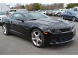 2014 Chevrolet Camaro SS Coupe Front 3/4 View