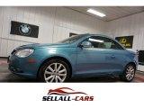 2007 Thunder Blue Metallic Volkswagen Eos 2.0T #111631560