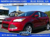 2016 Ruby Red Metallic Ford Escape SE #111631551