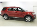 2016 Ruby Red Metallic Tri-Coat Ford Explorer XLT 4WD #111631531
