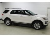 2016 Oxford White Ford Explorer XLT 4WD #111631453